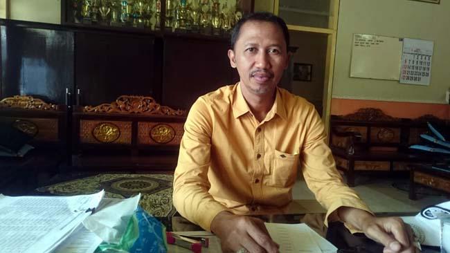 H Lisdyanto Kades Jenggolo. (H.Mansyur Usman/Memontum.Com)