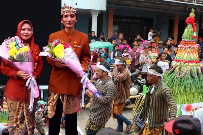 Campursari Hingga Festival Bantengan, Desa Jedong-Wagir Sambut Bersih Desa