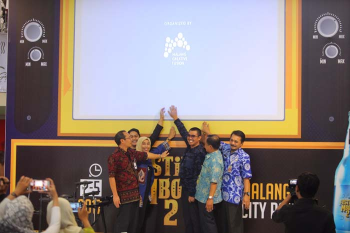 Dinas Perindustrian Kota Malang Gelar 'Malang Mbois 2″