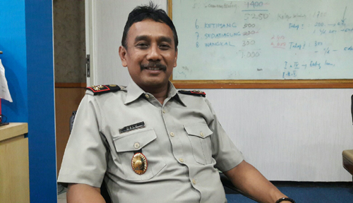 Kepala BPN Kabupaten Sidoarjo, Dalu Agung Darmawan. (wan)