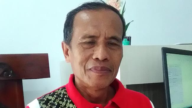 Tiga Calon Kades Kupang, Daftarkan Diri ke Panitia Pilkades