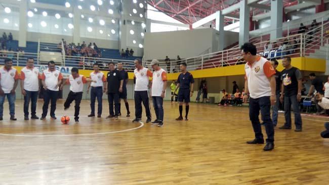 Peduli Olah Raga, Karang Taruna Batu Gelar Kompetisi Futsal