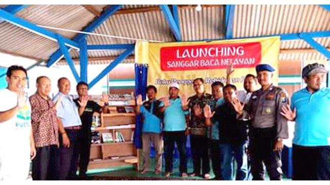 Rukun Nelayan Blimbing Launching Sanggar Baca Untuk Nelayan