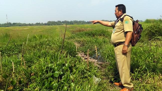 Pilot Projek Desa Wisata Wunut, Butuhkan PJU Serta Plengsengan