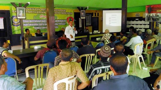 Warga Desa Kedungsolo, Ikuti Sosialisasi P4GN