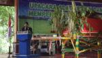 Wujud Syukur Masyarakat, Kepala Kerbau Dilarung di Dam Bagong Trenggalek