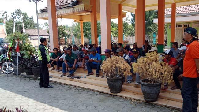 LMDH Wana Sejahtera Tolak Terbentuknya KTH Dusun Bodak
