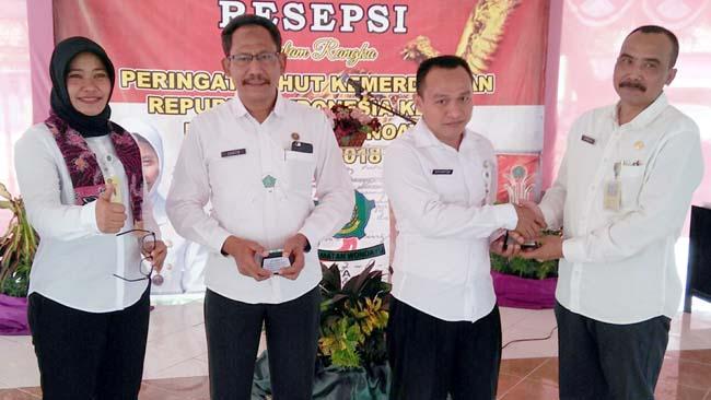 Sawocangkring Raih Juara I Lomba Tertib Anggaran Desa