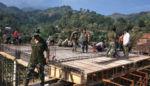 Melihat Kondisi Terkini Pembangunan Pendopo Dan Balai Desa Jembul