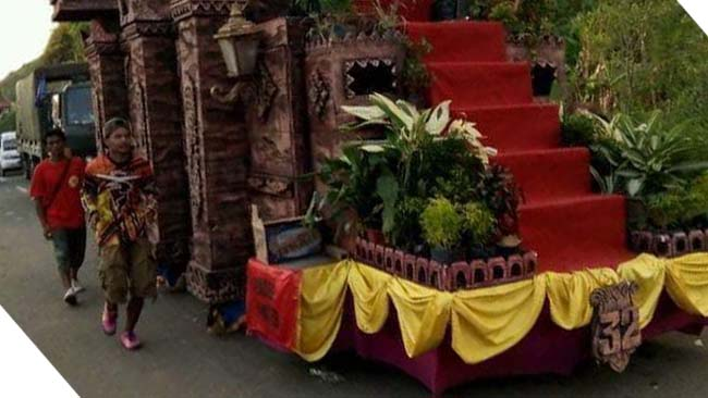 Kirab Budaya 2018, Jenggolo Kembali Wakili Kepanjen