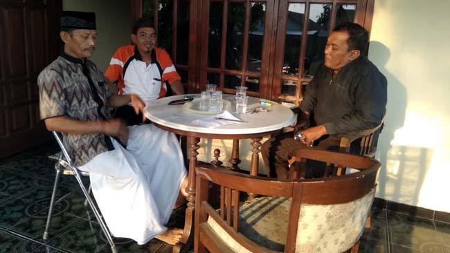 Plt Camat Kepung Berkelit Dalam Kasus ADD Desa Keling