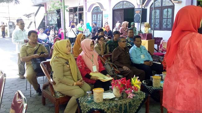 RW 02 Kelurahan Rungkut Kidul Maju Lomba KP KAS Tingkat Kota Surabaya