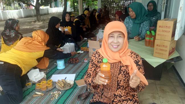 Kelompok Wanita Tani Jatirejo jadi Percontohan Olahan Buah Salak