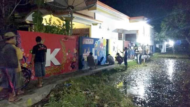 Gerakan KPK Ciptakan Suasana Baru di Desa Klampokan Klabang