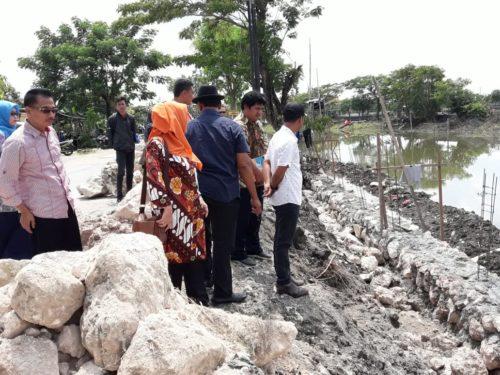 Komsi C DPRD Lamongan Tegaskan Pengerjaan Proyek APBD Harus Tepat Waktu
