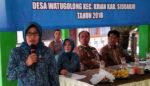 PKK Watugolong Maju Lomba Tingkat Kabupaten Sidoarjo