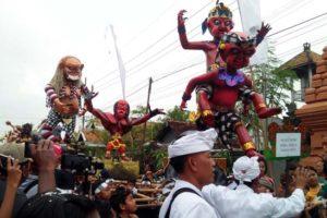 Pawai Ogoh-ogoh Balun, Bukti Toleransi Umat