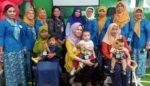 Puskesmas Wonoayu Gelar  Lomba  Bayi Sehat  dan Ibu Berkualitas