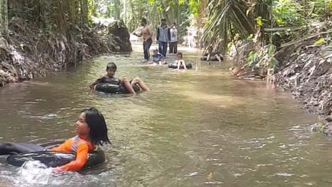 WISATA : Wisata Edukasi Desa TumpukRenteng Turen. (H Mansyur Usman/Memontum.Com)