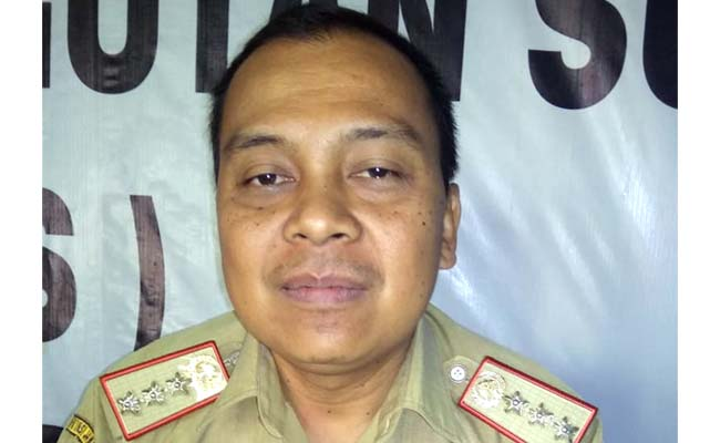 CAMAT : Agus Harianto SSos MAP Camat Sumawe. (H MansyurUsman/Memontum.Com)