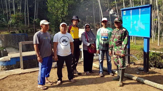 Desa Tumpukrenteng Turen Tuan Rumah HUT Adiyaksa ke-59