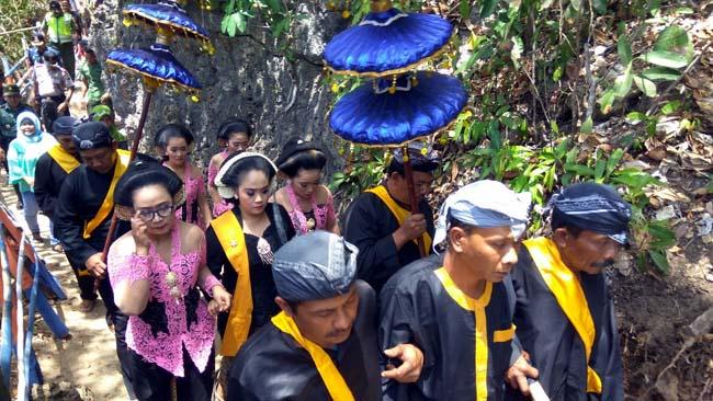 Lestarikan Warisan Leluhur, Warga Srigonco Bakal Peringati 1 Suro di Balekambang