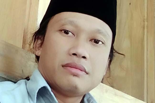 Ketua BPD Desa Kepundungan, Muchlas Rofiq. (ist)