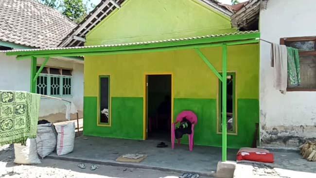 Program Bedah Rumah di Desa Jatirejo Kunir Lumajang Disoal