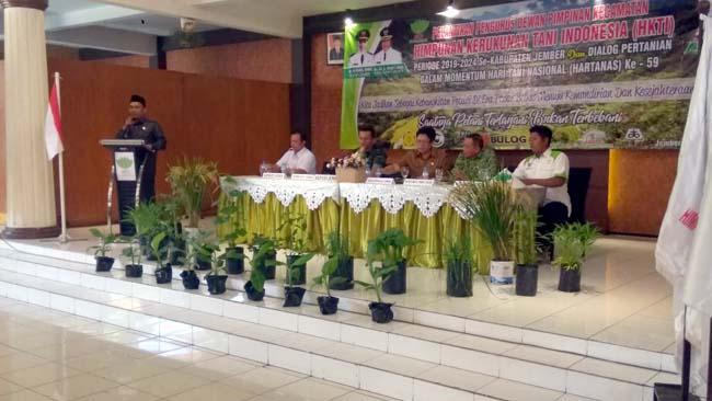 Ketua HKTI Jember Jangan Tuntut Petani Tingkatkan Produksi, Tanpa Regulasi Menguntungkan
