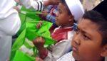 Santunan Yatim Desa  Ringinkembar Terkumpul Dana Ratusan Juta